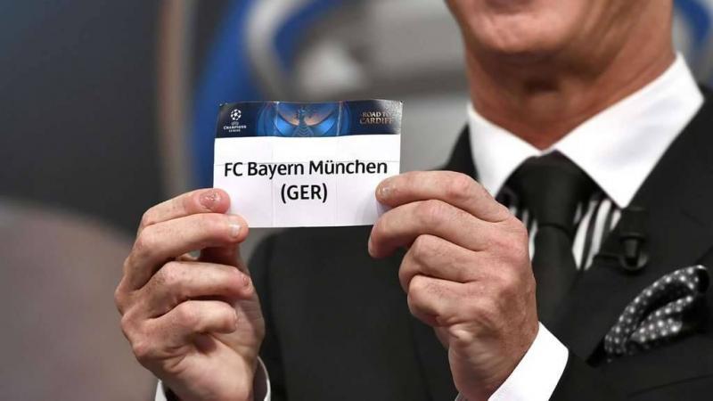 FC Bayern München - Besiktas Istanbul